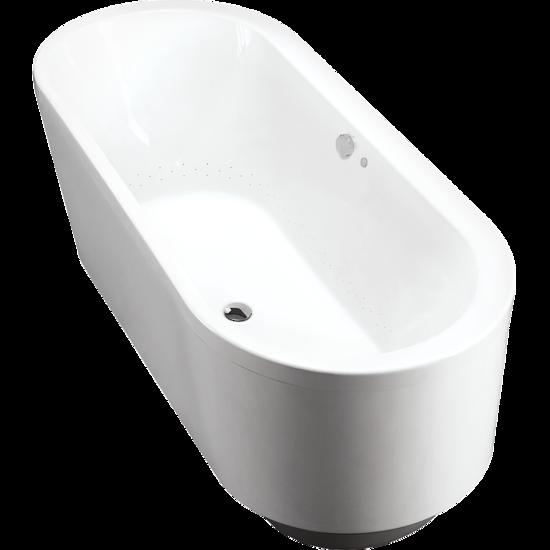 evok oval freestanding bath  other baths  kohler new