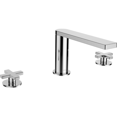 Composed 3TH Bath Filler with Cross Handles Spare Parts