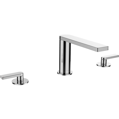 Composed 3TH Bath Filler with Lever Handles Spare Parts