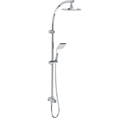 Rain Duet Shower Column with Round Head