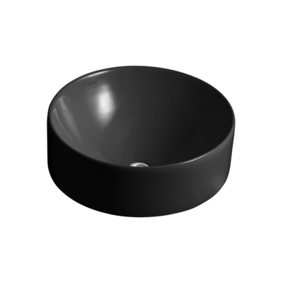 Chalice Vessel Basin - Black