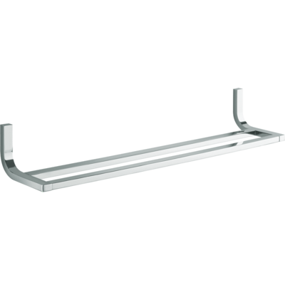Loure 610mm Double Towel Bar
