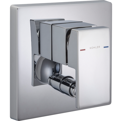 Loure Bath and Shower Mixer with Diverter