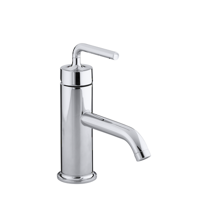 Purist Basin Mixer Polished Chrome