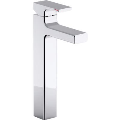Strayt Tall Basin Mixer