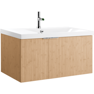 Toobi Wall Hung Basin Cabinet 900mm