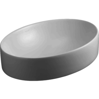 Chalice Oval Vessel Basin
