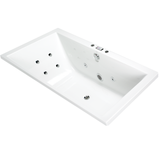 Evok Rectangular Drop-In Whirlpool (DEF)