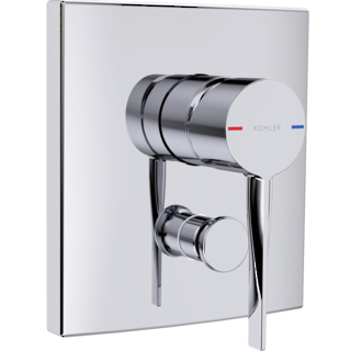 Stance Bath & Shower Mixer with Diverter