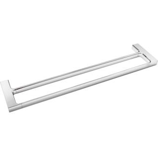 Strayt Double Towel Bar (610mm)