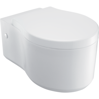 Viragio Wall Hung Toilet with Bevel Flush Panel