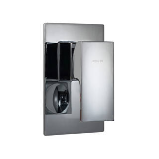 Strayt Bath or Shower Mixer - Slim Trim
