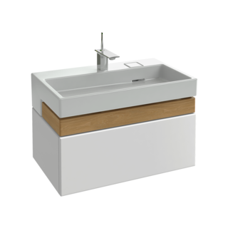 Terrace Vanity 800mm with Single Basin