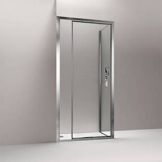 Torsion Square Corner Inswing™ Showers
