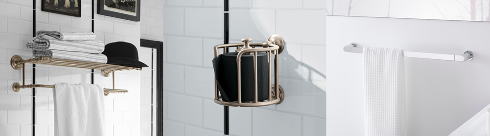 Kohler Category Banners - Bathroom Accessories