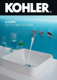 Kohler Loure Tapware Collection