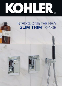Kohler Slim Shower Trims