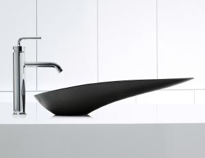 luxurious petaline bathroom basins