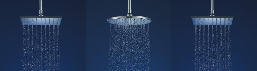 Kohler Rain Shower Head