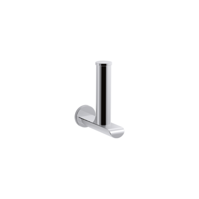 Avid Vertical Toilet Tissue Holder Polished Chrome