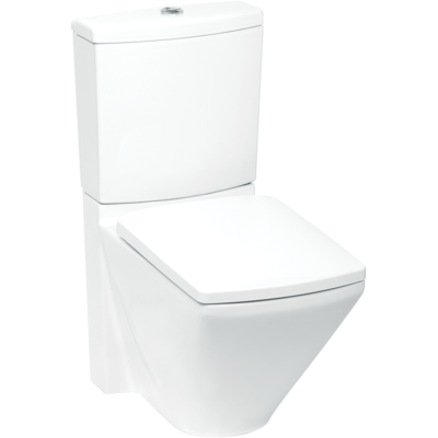 Escale Back To Wall Toilet Suite