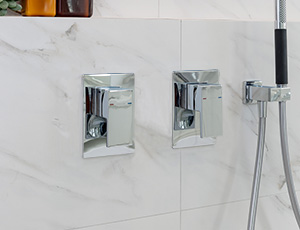 Slim Shower Trims By Kohler