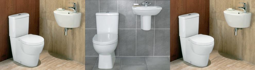 close coupled toilets