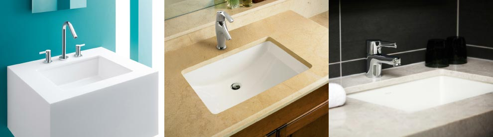 kohler under counter-basins