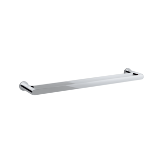 "Avid 24"" Double Towel Bar Polished Chrome"