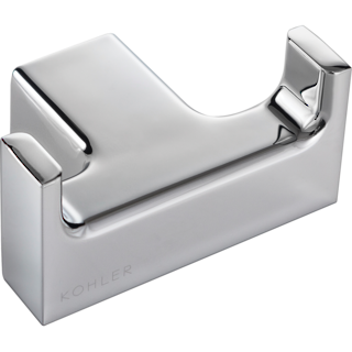 Strayt Double Robe Hook