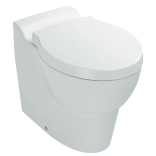 Reach Back To Wall Toilet Suite